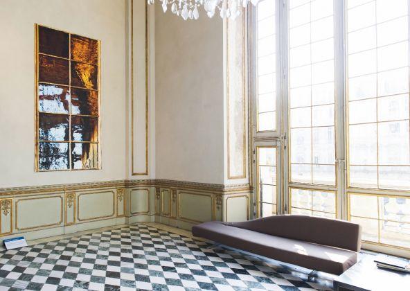 Palazzo Madama Elisa Sighicelli, Doppio Sogno, foto allestimenti Giorgio Perottino
