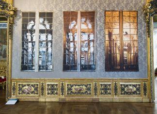 Palazzo Madama, Elisa Sighicelli, Doppio Sogno, foto allestimenti Giorgio Perottino