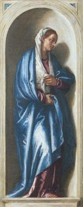 Paolo Caliari detto il Veronese, Vergine Maria, 1565-70. Collezione privata