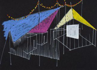 Patrick Bouchain, Centre Pompidou Mobile, s.d. Photo Franáois Lauginie. Collection Frac Centre Val de Loire