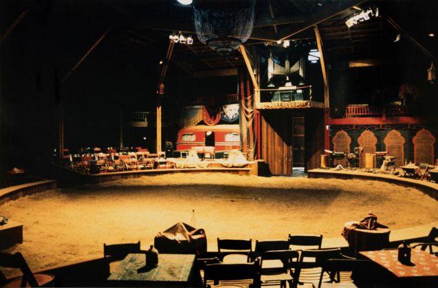 Patrick Bouchain, Théâtre Zingaro, 1989. Collection Frac Centre Val de Loire