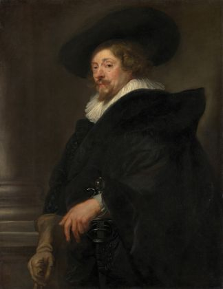 Peter Paul Rubens, Autoritratto (ca. 1638) © KHM Vienna Museumsverband