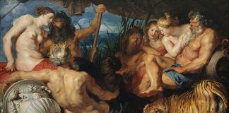 Peter Paul Rubens, I quattro fiumi del Paradiso (ca. 1615) © KHM Vienna Museumsverband