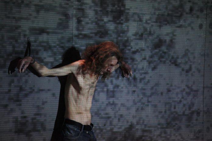 Pippo Delbono, Vangelo, photo Luca Del Pia