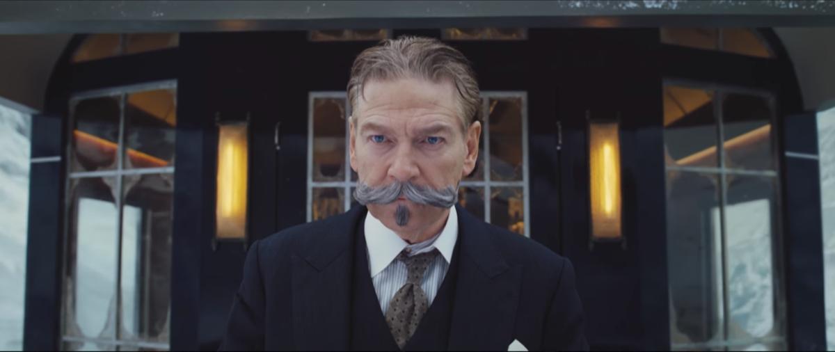 Kenneth Branagh - Hercule Poirot