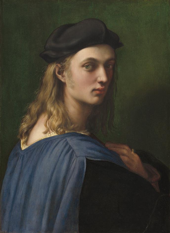Raffaello, Ritratto di Bindo Altoviti (ca. 1514–1515) © National Gallery of Art, Washington
