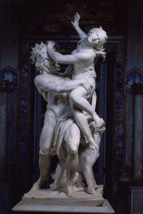 Ratto di Proserpina, G. L. Bernini, copyright Ministero dei Beni e delle Attività Culturali e del Turismo, Galleria Borghese