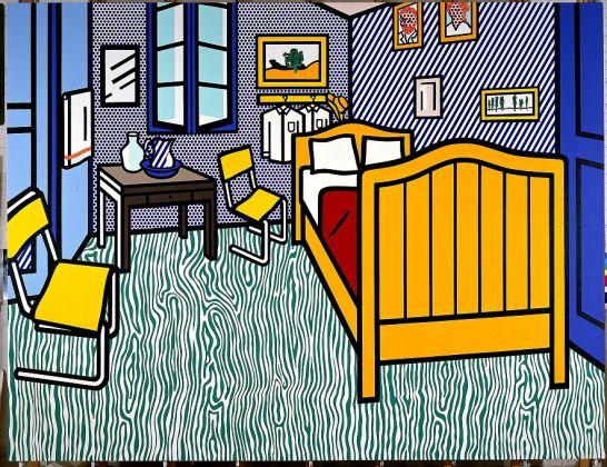 Roy Lichtenstein, ROOM ARLES. ∏ Estate of Roy Lichtenstein, c _o Pictoright Amsterdam 2017