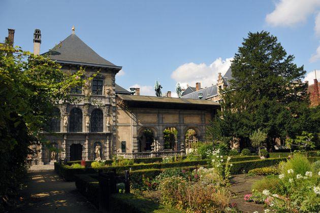 Rubenshuis (c) Beeldarchief collectie Antwerpen