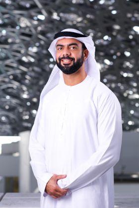 Saif Ghobash Director General DCT © Louvre Abu Dhabi Mohamed Somji