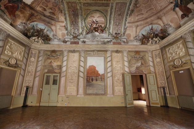 Salone interno di Palazzo Pallavicini, Bologna 2017