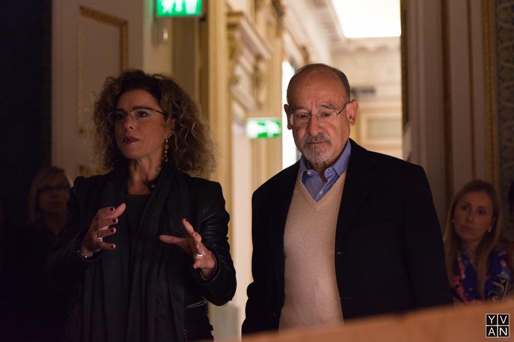 Salvatore Sciarrino, Palazzo Reale, Milano 2017