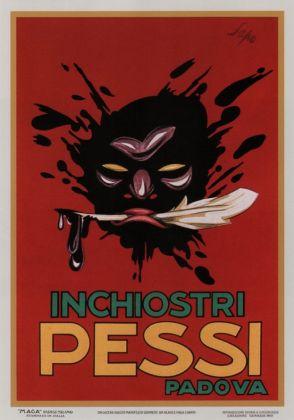 Saverio Pozzati detto Sepo, Inchiostri Pessi, 1923