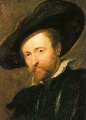 Selfportrait, P.P. Rubens(c) Antwerpen Rubenshuis collectiebeleid
