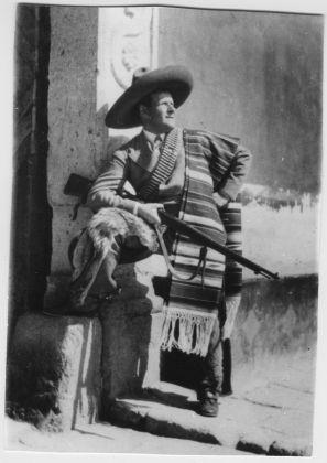Sergej M. Ejzenštejn sul set di Que viva Mexico!