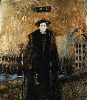 Sergio Padovani, Martin Lutero, 2017, courtesy l'artista