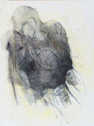 Silvia Recchia, Fertility Season, tecnica mista su tela, cm 60x45