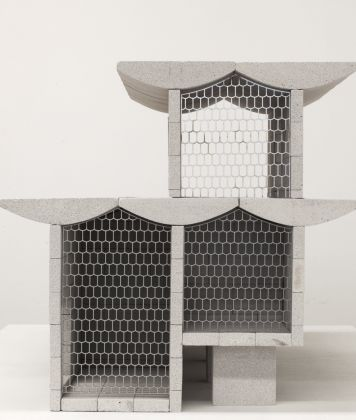 Studio Anne Holtrop, Qaysariya Souk model, Al Muharraq. Photo © Studio Anne Holtrop