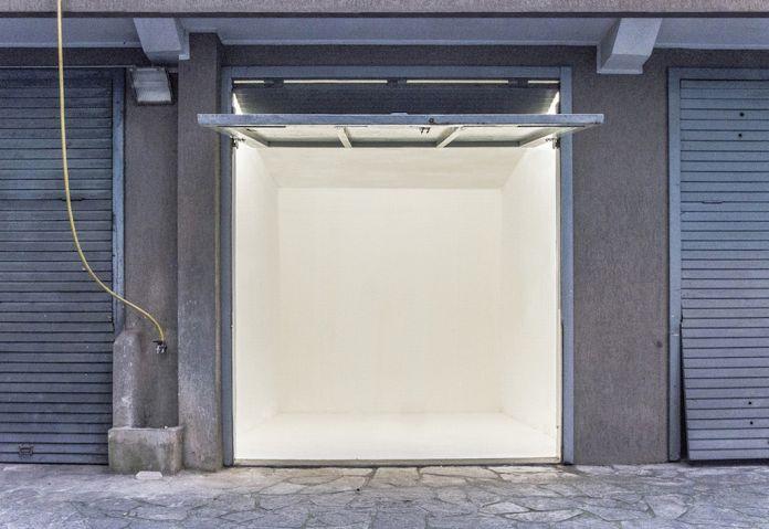 THE OPEN BOX The Open Box, Milano, Photo Valentino Albini