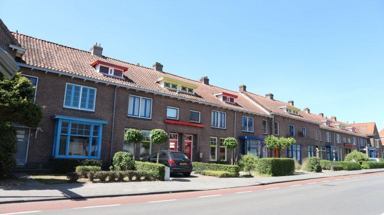 Torenstraat a Drachten. Foto Museum Dr8888