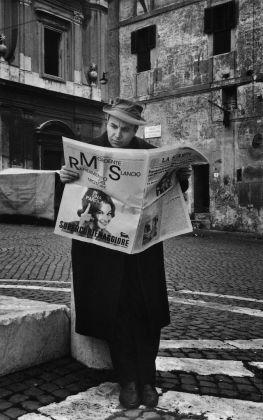 Toti Scialoja, Roma 1962