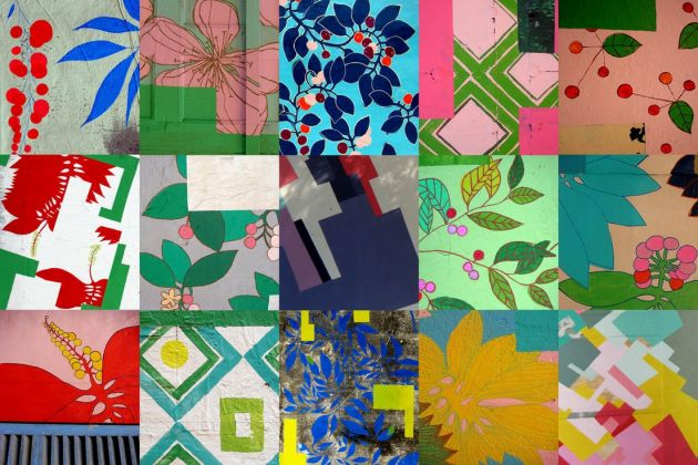 Un collage di Nuria