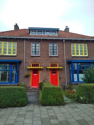 Una delle abitazioni nel Parrot District di Drachten. Photo Daniele Perra