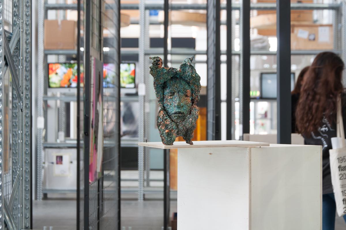 Artissima 2017, ph. Irene Fanizza, deposito arte italiana presente