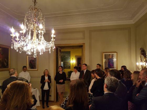 Rubens' Return - conferenza -Residenza dell'Ambasciatore del Belgio a Roma