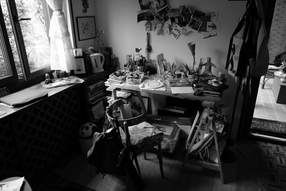Studio Annalisa Bollini, ph. Nicolò Taglia
