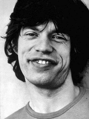 Uomo Vogue Mick Jagger 1973 ©OlivieroToscani
