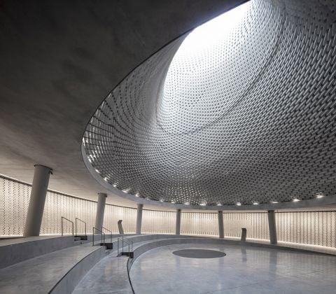 Mount Herzl Memorial Hall, Jerusalem, Israel_ Courtesy of Kimmel Eshkolot Architects In collaboration with Kalush Chechick architects_ 2017 © Amit Geron