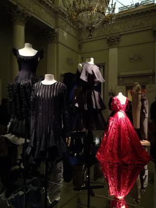 Tracce. Dialoghi ad arte, Museo della Moda e del Costume - Palazzo Pitti, Firenze. Foto Valentina Silvestrini