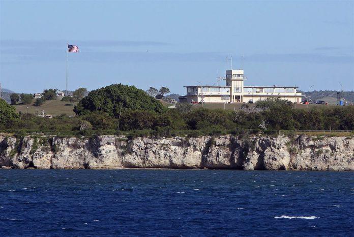 Carcere di Guantánamo a Cuba