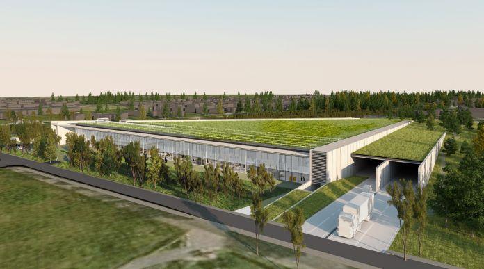 Louvre Liévin progetto, Rogers Stirk Harbour + Partners