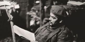 Che Guevara in Congo 1965 ©Centro de Estudios Che Guevara