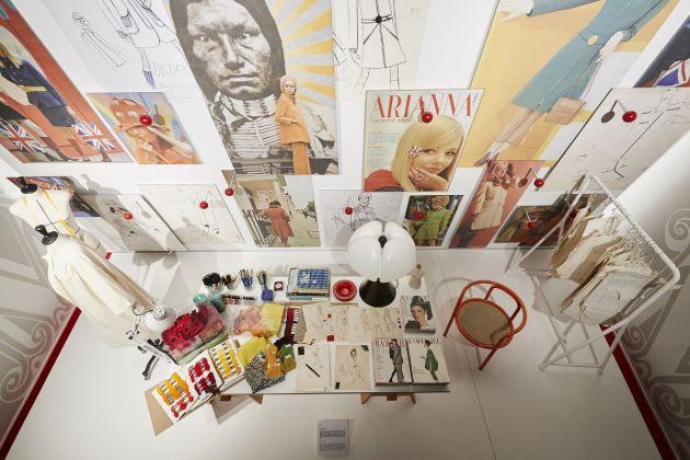 Anni '60, Lo studio creativo, Max Mara, Coats! Seoul