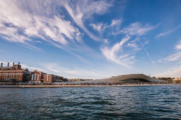 MAAT Lisbona, Portogallo _ Courtesy of AL_A_2016 © EDP Foundation