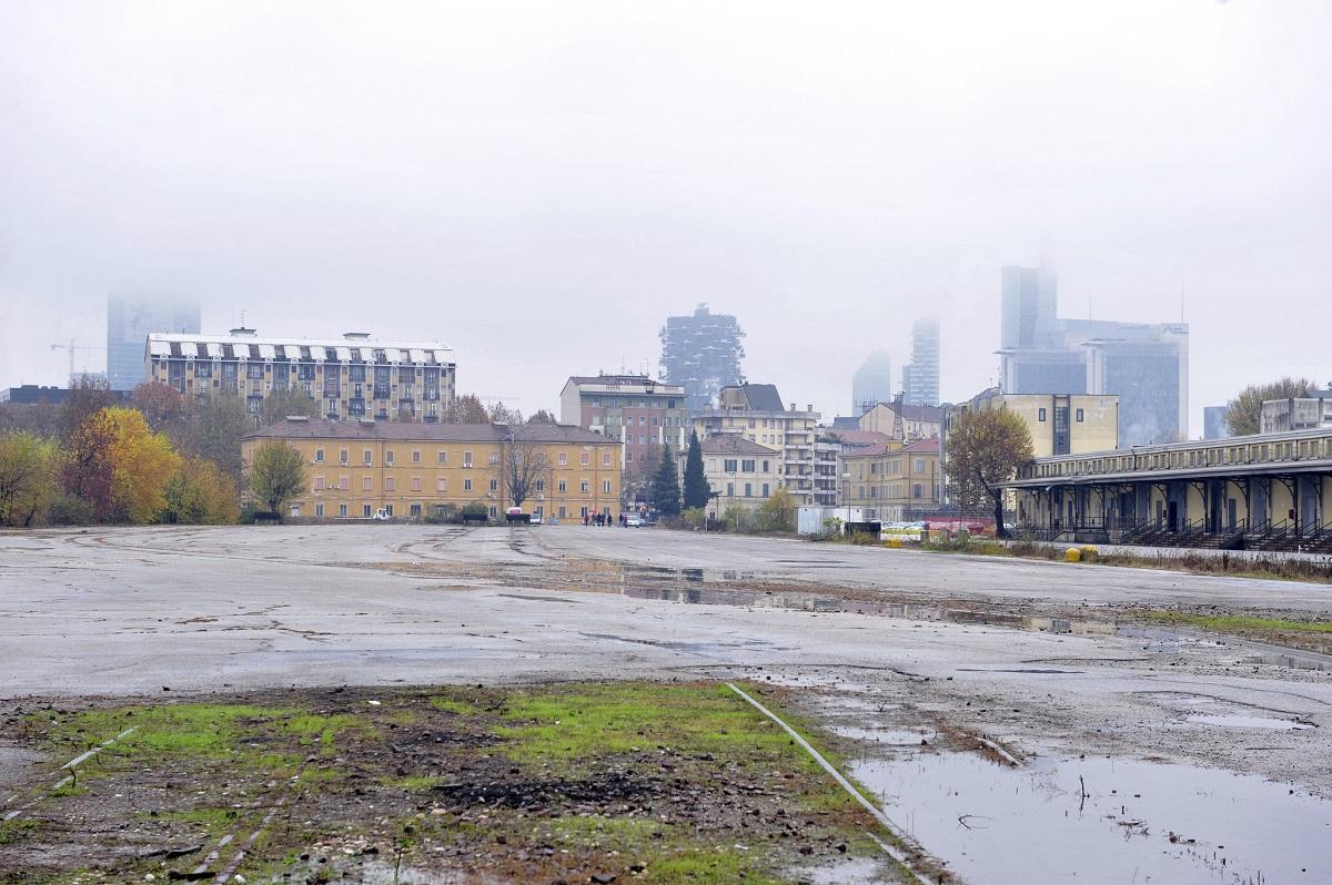 Ex scalo ferroviario Farini, Milano