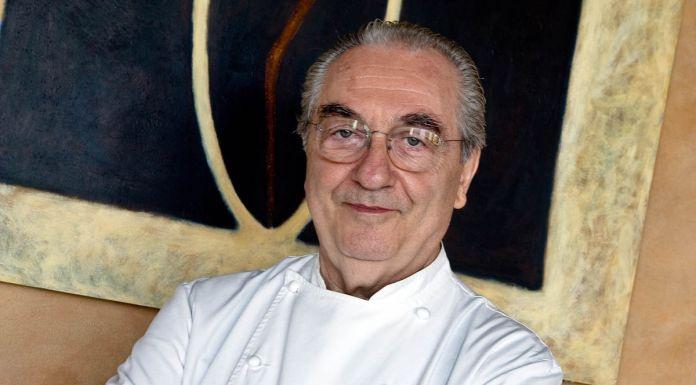 Maestro Gualtiero Marchesi