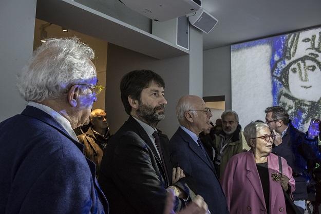 Il Ministro Franceschini all'apertura del MEIS, 13 ottobre 2017. ®Marco_Caselli_Nirmal