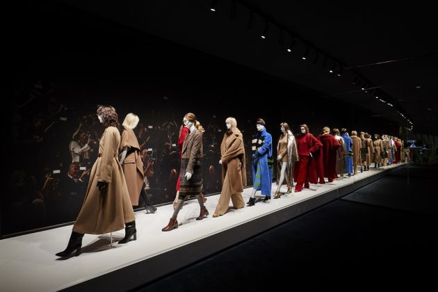 The fashion show, Coats! Max Mara a Seoul