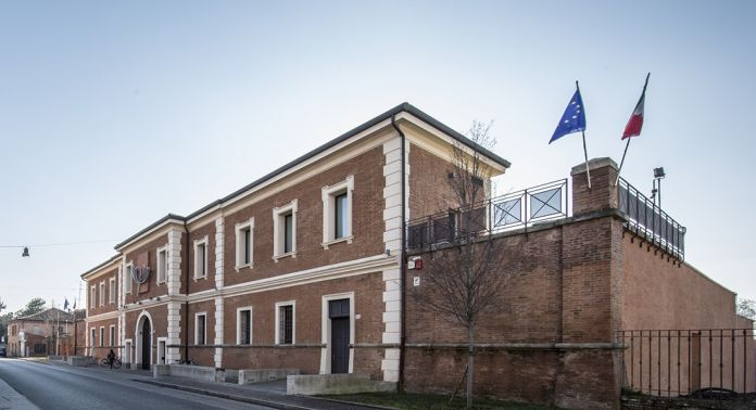 MEIS, Museo Nazionale dell'Ebraismo Italiano e della Shoah. ®Marco_Caselli_Nirmal