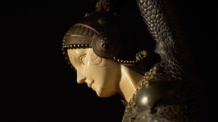 La collezione di Franco Maria Ricci, particolare, frame da Éphémère. La Bellezza inevitabile