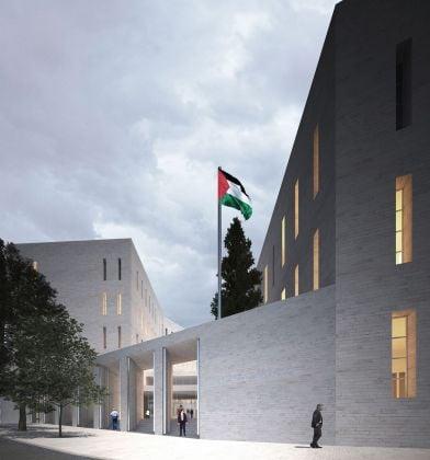 AAU Anastas, Hebron Courthouse, Hebron