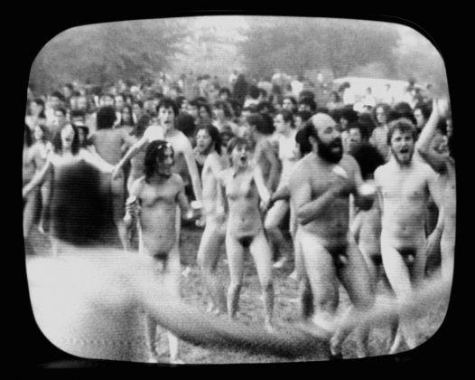 Alberto Grifi, Festival del Proletariato giovanile al Parco Lambro (1976). Still da film
