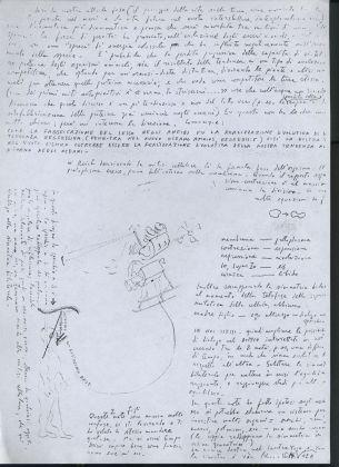 Alberto Grifi, Studio per Macchina Occhio Evoluzione