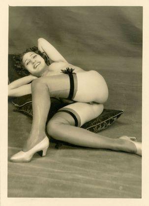 Anonimo, Francia, 1925 ca. Courtesy Alidem L'arte della fotografia