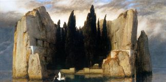 Arnold Böcklin, L'isola dei morti, 1880