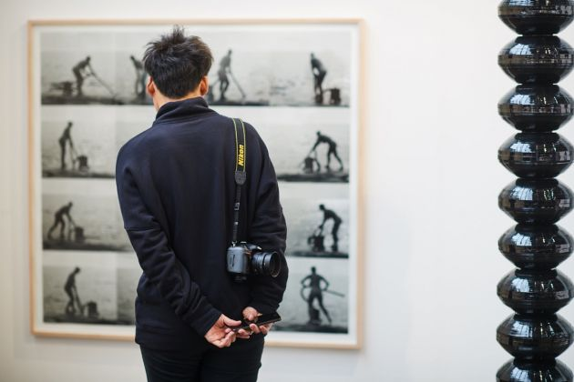 Art Brussels 2017, Avlskarl Gallery (c) David Plas